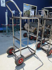 Industrial Pump Trolley
