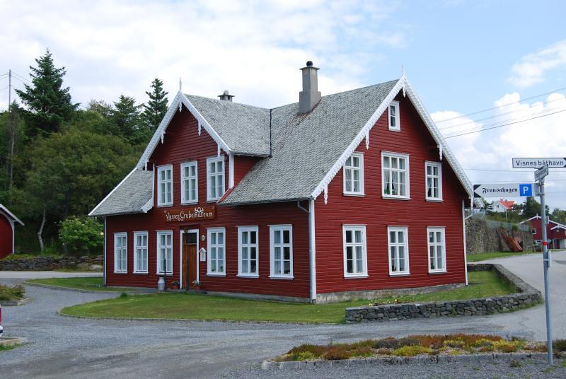 Visnes museo