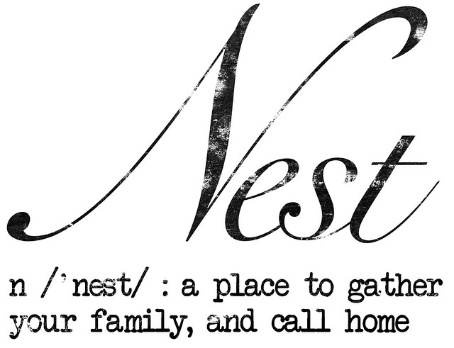 Nest graphic
