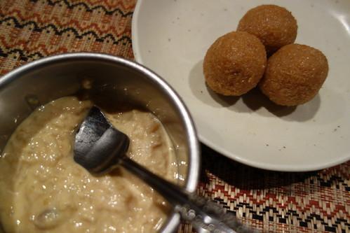 pujaで特別料理@町屋