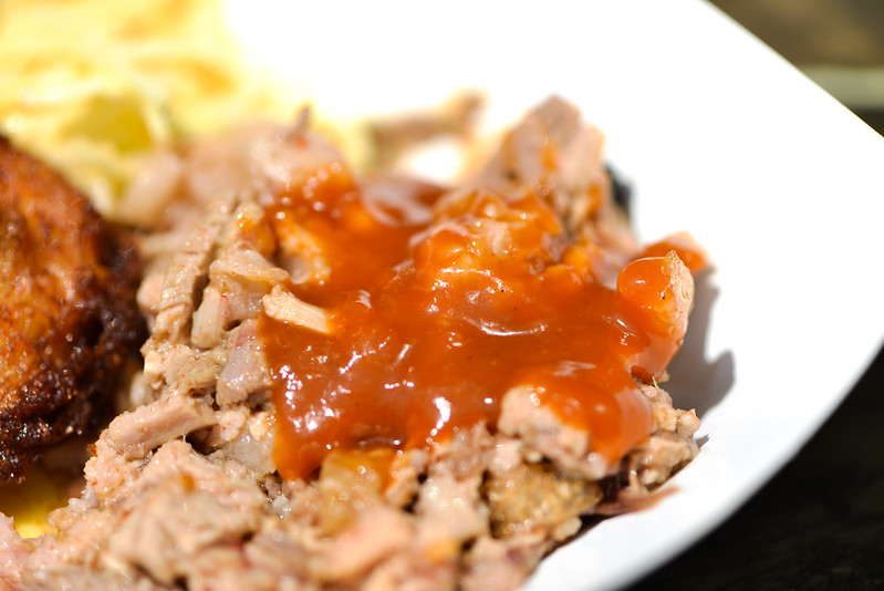 Peach Bourbon Barbecue Sauce