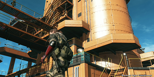 Metal Gear Solid V: The Phantom Pain footage reveals Multiplayer