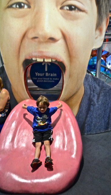 Learning Body Parts - Children's Museum of Manhattan