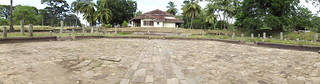 panoramic view of The Alms Hall - Anuradhpuraya (Chathusdana Salawa)