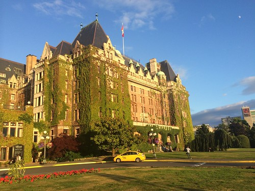 Fairmont The Empress, Victoria, BC