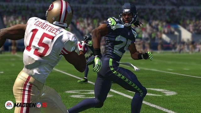 Madden NFL 15 E3 2014