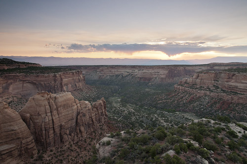 sunrise nikon colorado nps d300 coloradonationalmonument