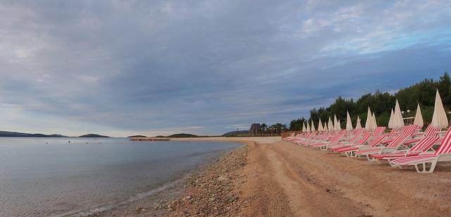 IVAN Hotel的海灘