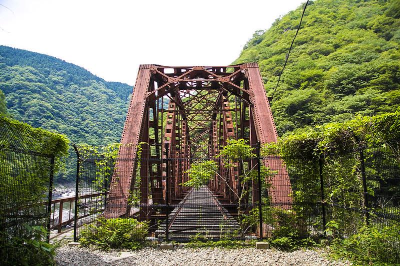 武庫川渓谷廃線ハイキング(生瀬ー武田尾)570