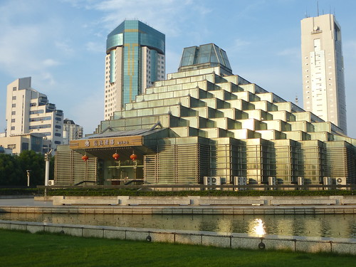 Zhejiang-Shaoxing-Place centrale (49)