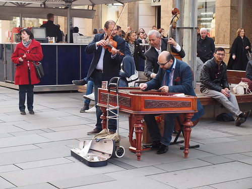 Vienna - street music