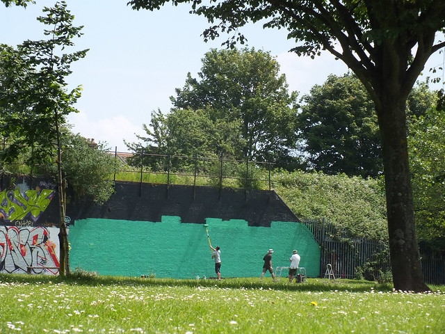 CMVK collab at Sevenoaks park, Cardiff