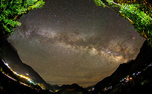 pakistan astrophotography hunza milkyway hunzavalley