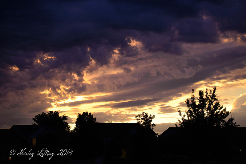 Post Storm Sky