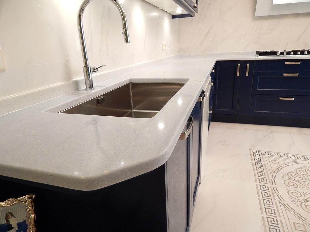 Muebles de cocina modelo bristol - Granitos para encimeras ...