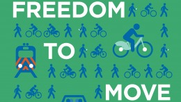 "cropped graphic from SPUR report cover including report title ""Freedom to Move"""