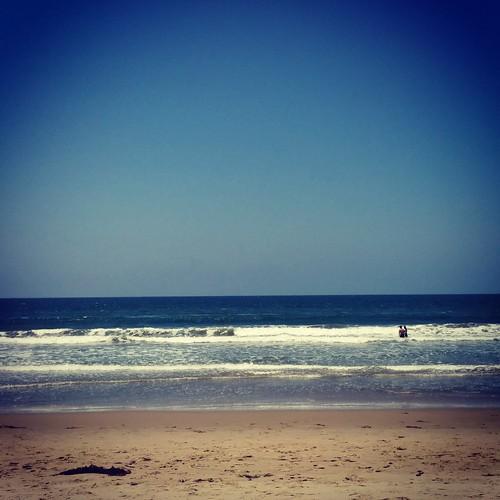 I love the beach so much. (Santa Monica, LA)