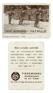 Den Svenske Patrulje (1930)