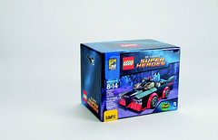 LEGO Classic TV Series Batmobile Box
