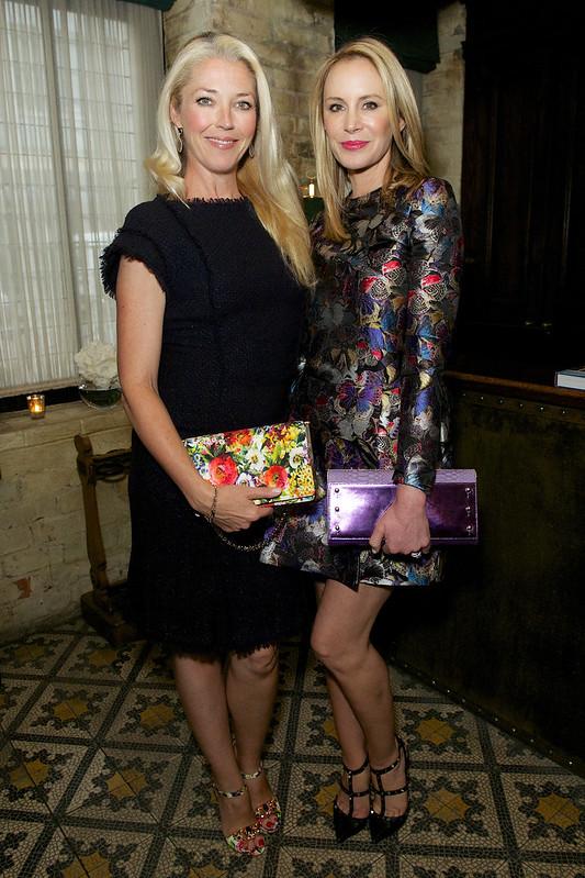 Tamara Beckwith and Dee Hilfiger