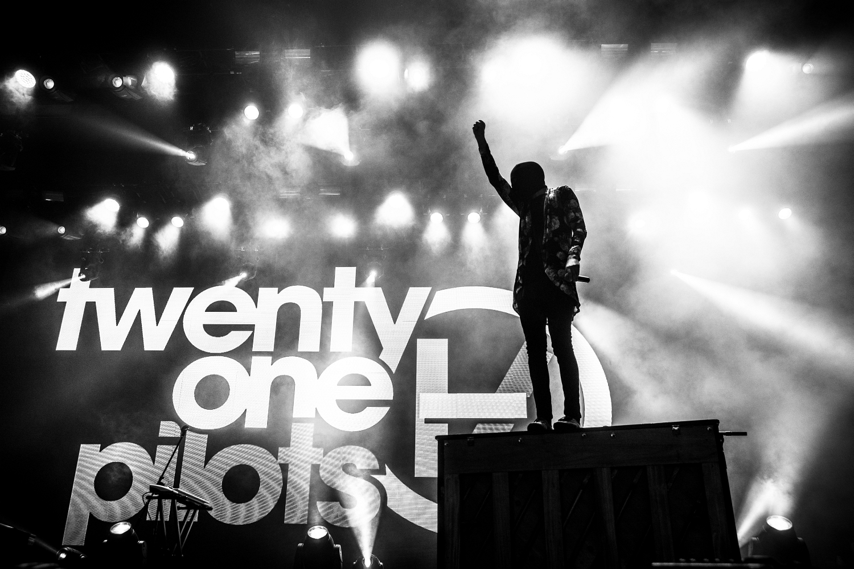 Twenty One Pilots @ Rock Werchter 2014 (Jan Van den Bulck)