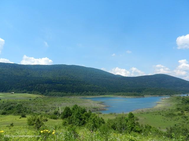 Окрестности Плитвицких озер