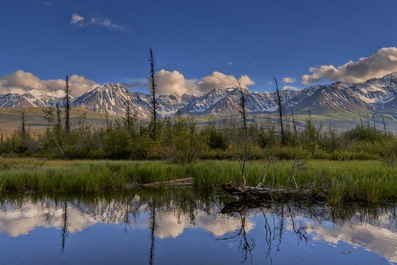Kluane Range - Kluane National Park