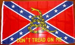 TrackHead Studios - Confederate Flag