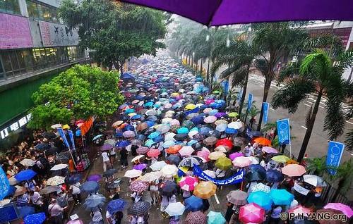 香港七一大遊行