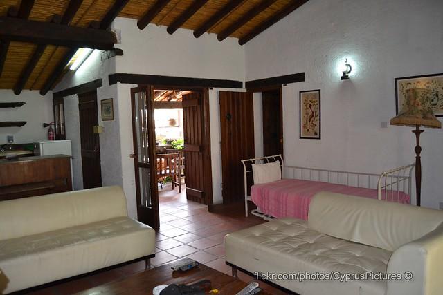 Linos Hotel & Inn, Kakopetria village