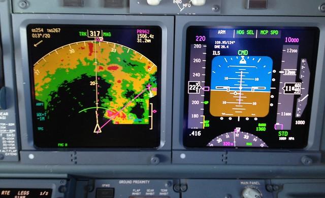 Cb na radarze