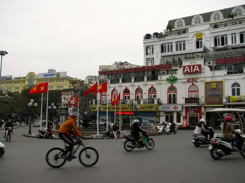 Tráfico de Hanoi