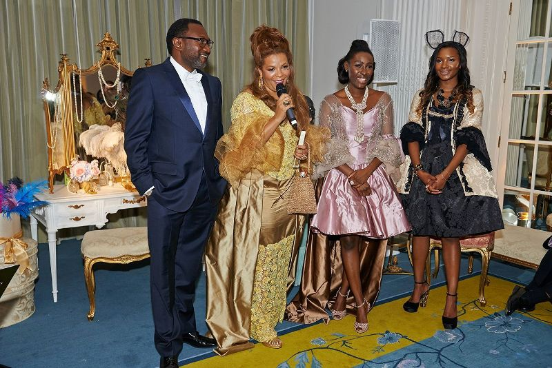 DJ Cuppy's Graduation and House Of Cuppy London Launch