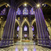 The Purple Pillars of God