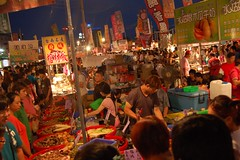 Tainan Garden Night Market