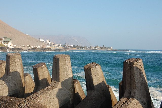 Views from Arica, Chile