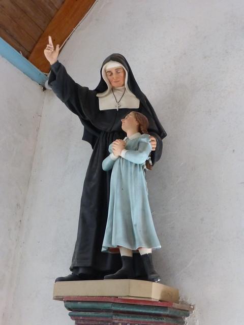 126 Ste-Marie-Madeleine Postel, Chapelle Notre-Dame de Consolation, Vesly