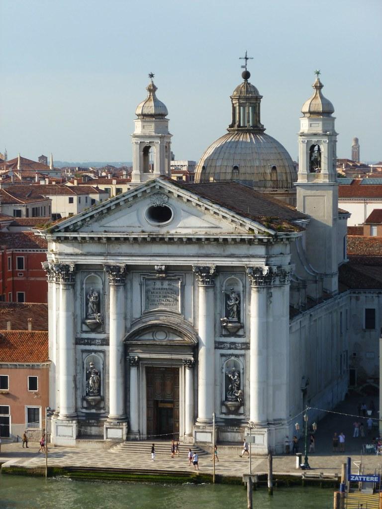 Église Santa Maria Assunta Chiesa dei Gesuati Venise
