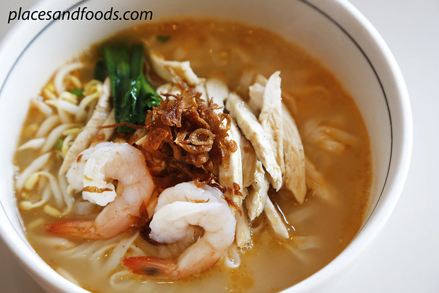 lammeeya chicken kuey teow soup
