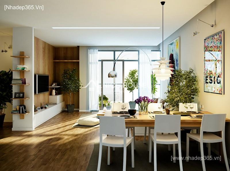 Thiết kế nội thất chung cư M5 - Mr Tiến_2