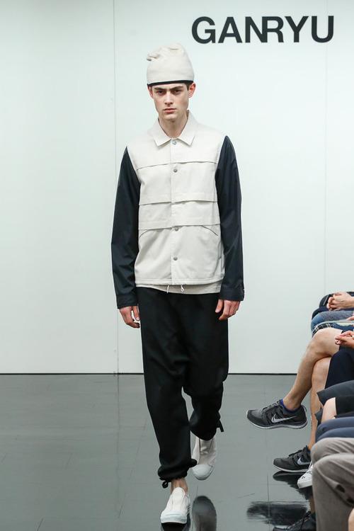 SS15 Tokyo GANRYU115_Philip Reimers(fashionsnap.com)