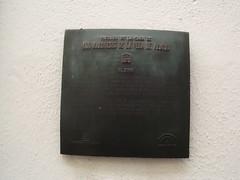 Photo of Casa de Los Marqueses de la Vega de Armijo bronze plaque