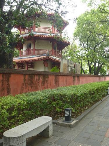 Taiwan-Tainan-Temple Confucius (33)