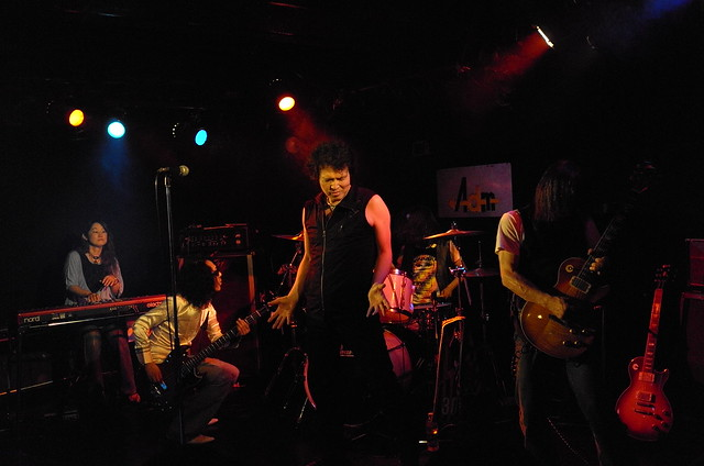 TONS OF SOBS live at Adm, Tokyo, 03 Aug 2014. 077