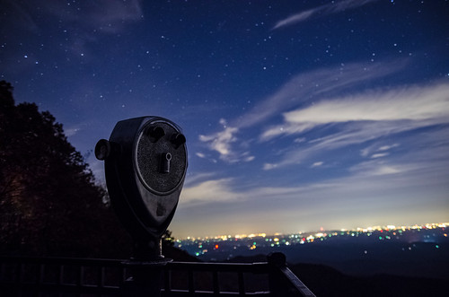 caesars head state park caesarshead caesarsheadstatepark statepark greenville county south carolina southcarolina sc blueridge mountains mountain observation scenic view nikond7000 tamron1750mmf28 stars long exposure piedmont cleveland tower viewer towerviewer binoculars