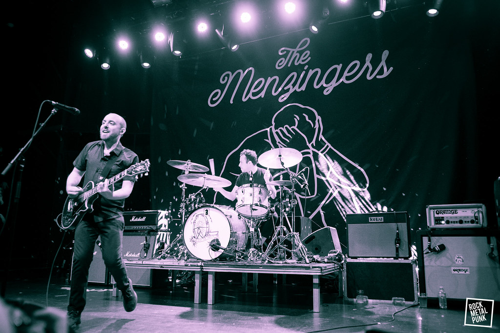 1.4.17 - The Menzingers + Jeff Rosenstock @ Royale, Boston MA