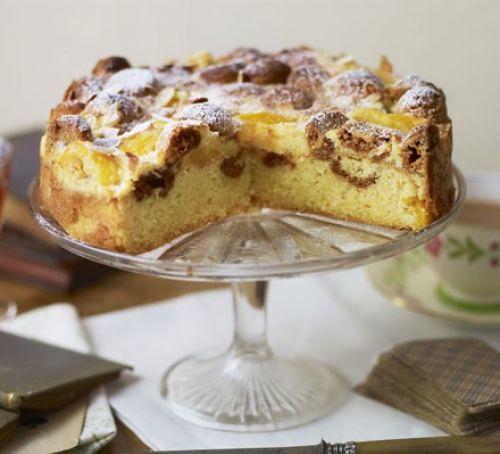 Peynirli Kayısılı Kek Nasıl Hazırlanır?