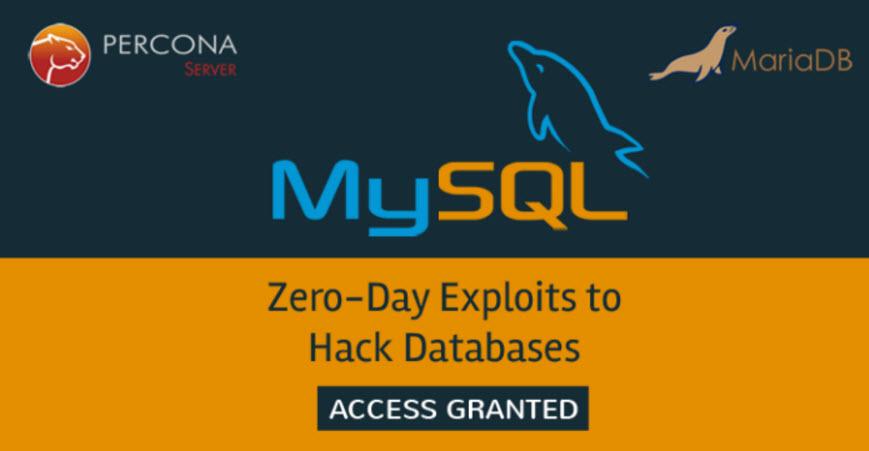 khắc phục lỗ hổng zero day - Cách khắc phục lỗ hổng Zero day trong MySQL