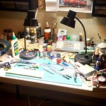 Paul Ohegyi's workbench