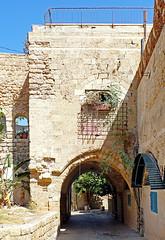 Israel-04699 - Back Road Jaffa